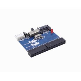 BIDESATA -Conversor IDE/SATA Bidireccional solo incluye cable datos SATA