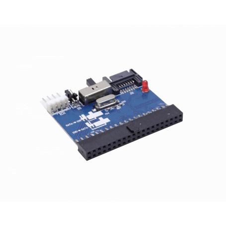 SATA / IDE Generico BIDESATA BIDESATA -Conversor IDE/SATA Bidireccional solo incluye cable datos SATA