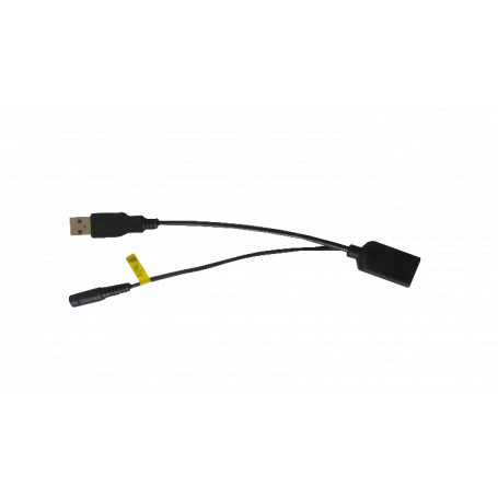 USB Otros Mikrotik 5VUSB 5VUSB -MIKROTIK INYECTOR PASIVO 5V/USB RB411UAHR REQ-FTE