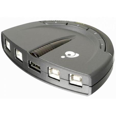 USB Otros  GUB401 GUB401 -IOGEAR COMPART. USB 2.0 4-PC-MAC A 1-PERIFERICO