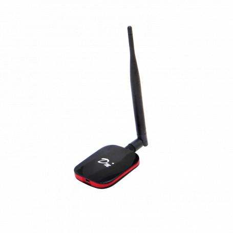 USB wifi Generico USBWU USBWU 800G USB-Mini WiFi 2000mW RPSMA-H Alto Alcance inc-5dBi Win-Mac-Linux