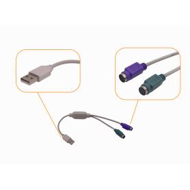 USBM-PS2H -Adaptador...