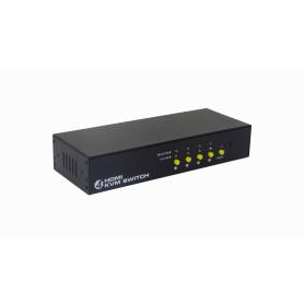 HKVM-4 -KVM 4-HDMI-USB...