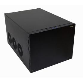 RAG-D6 -LINKMADE 6-HD-3,5 2-PCI 2-USB3 2-3,5MM DESKTOP MINI-ITX/DTX REQ/FATX