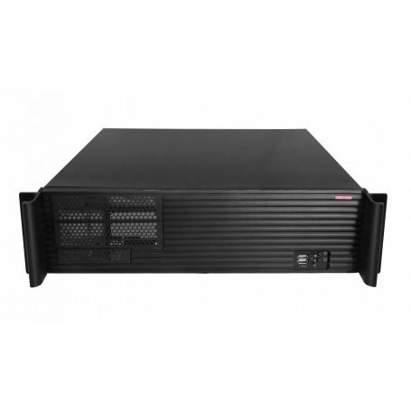 Gabinete PC Linkmade RAG-3U RAG-3U -LINKMADE 3U CASE RACK C/RIEL ATX/MATX C/2-VENT REQ/FUENTE-ATX