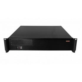 RAG-2U -LINKMADE 2U CASE RACK C/RIEL MICRO-ATX 4-PCI-LOW-PROFILE REQ/FATX