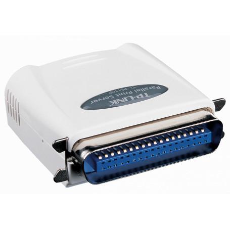 Print server / Escaner TP-LINK TL-PS110P TL-PS110P -TP-LINK PRINT SERVER PARALELO similar/DP-301P+