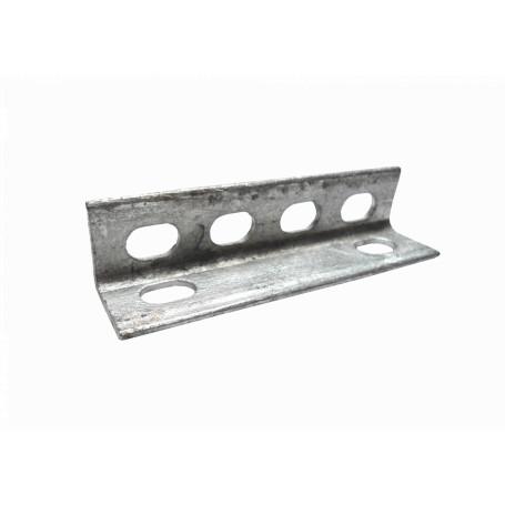 Mastil/accesorios Generico MAST-FR MAST-FR -Flanche Recto 3mm Corto para Anclaje de Vientos