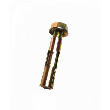 Mastil/accesorios Generico MAST-PA55 MAST-PA55 -Perno de Anclaje 10mm x 55mm 10x55 Tornillo-7mm