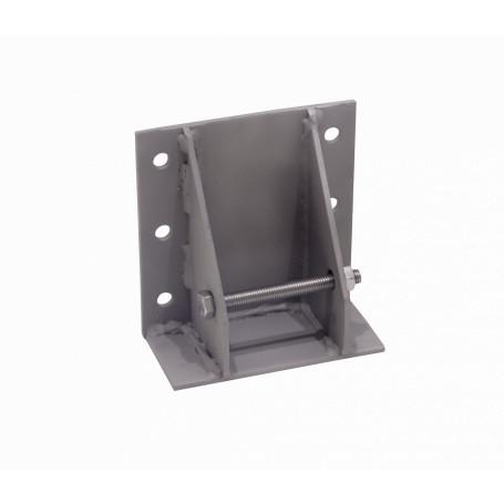 Mastil/accesorios Linkmade MAST-BA MAST-BA -LINKMADE Alta Resistencia Base para Anclaje Mastiles Piso-Muro