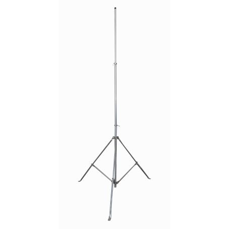 Mastil para antena Linkmade MASTD-3M MASTD-3M -LINKMADE 3MT MASTIL LIVIANO TELESCOPICO FIERRO GALVANIZADO SIN-PIOLAS