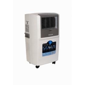 MP09CES -Honeywell Aire Acondicionado Portatil 9000-BTU 1000W Manguera-1,2mt
