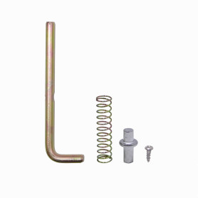 RK-P -LINKMADE Kit 4-Piezas Pivote de Repuesto para puerta Rack