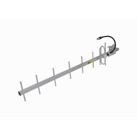 HG912YE-NF -L-COM Antena Yagi 12dBi 824-960MHz 0,9GHz 900MHz N-Hembra