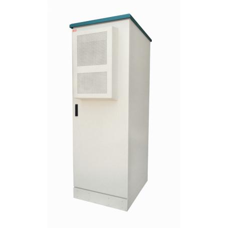 Gabinete exterior Linkmade RK45-10LE RK45-10LE 45U Aire1500W 644x1000mm Rack Exterior IP65 PDU Bandjs Vents