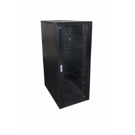 Gbnte 18-45U cerrado Linkmade RK30-9VL RK30-9VL -LINKMADE Vidrio 30U 900mm 90cm-Fondo Rack Ventiladores PDU Bandejas