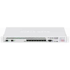 CCR1036-8G-2S+ -MIKROTIK 36-1.2GHZ 2-SFP+ 8-1000 1-USB 1-RS232-DB9 L6 RACK 4GB LCD