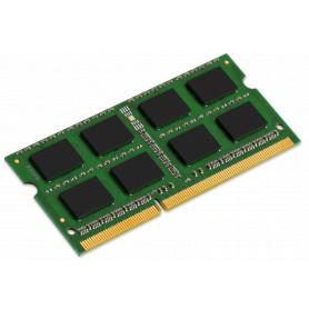 RAM-8GB-1333 -KINGSTON Memoria RAM 8GB 1333MHz DDR3 non-ECC CL9 SODIMM p/CCR1036xx