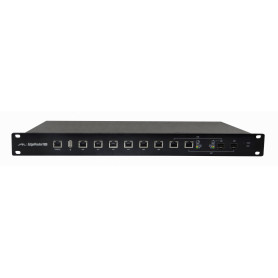 ERPRO-8 -UBIQUITI 6-1000 2-SFP-Combo 1-USB CONSOLE-RJ45 Router Rack 1GHz-Dual