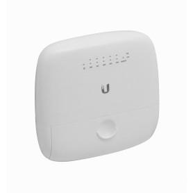 EP-R6 -UBIQUITI 5-1000-PoE-24V 1-SFP inc-PoE24V30W Router Exterior Regleta24V