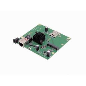 M11G -MIKROTIK 1-MiniPCIe 1-1000 SIMCard 2x800MHz 256mb L4 105x110mm 10-30V