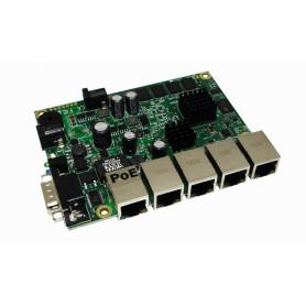 RB850GX2 -MIKROTIK L5 5-1000 512mb-667 500MHz-Dual 1-DB9 8-30V Routerboard mSD