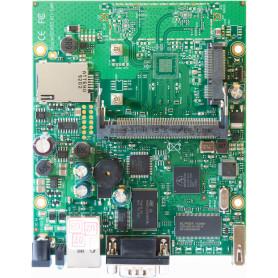 RB411U -MIKROTIK 1-MINIPCIE 1-MINIPCI 1-100 SIMCARD USB RS232 300MHz 32mb L4
