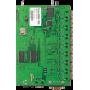 Tarjeta y caja separada Mikrotik RB493G RB493G MIKROTIK 9-1000 L5 680MHZ RS232-DB9 3-MINIPCI USB req-Caja-Fuente