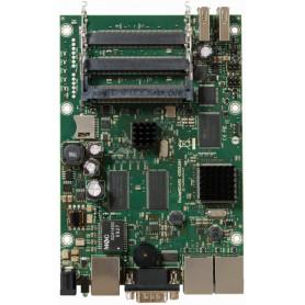 RB435G -MIKROTIK 256MB 680MHZ 5-MINIPCI 3-1000 2-USB mSD