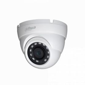 CAMI-DOME4 -DAHUA Domo Fijo-2,8mm IP67 4MP PoE IR-30mt H.264/265 Camara IP HDW4431