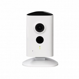 CAMI-CUBO -DAHUA 125º fijo-2,3mm 1,3MP IR-10mt WiFi inc5V Mic-Parl MSD Camara IP