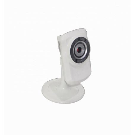 CCTV IP Sobremesa Dlink DCS-932L DCS-932L -D-LINK 640x480 20fps IR-5m Mic F2.8 1-100 2,4Ghz inc5V Camara IP 0-Lux