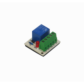 RM01 -ZK Modulo Rele 12VDC 5-pin NC/NA Relay LED