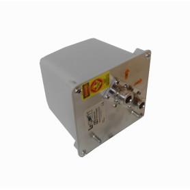 HG2410DP -  L-COM Antena Panel 2,4GHz 10dBi Dual-Polarizacion 2-N-Hembra