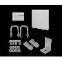Panel / Yagi L-COM HG2418P HG2418P L-COM Antena Panel 2,4GHz 18dBi 38x26cm N-Hembra s/Cable 2400MHz