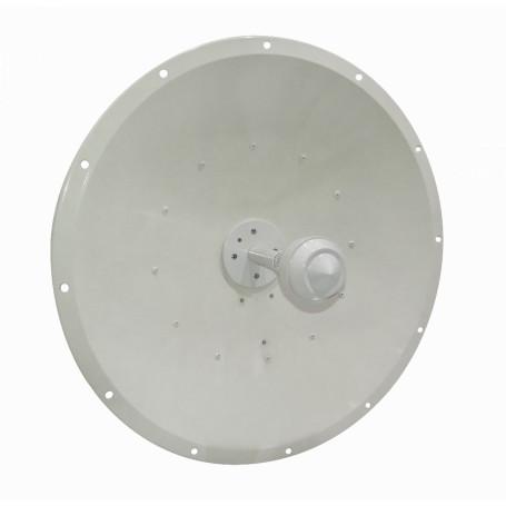 Parabolica Dish Ubiquiti RD-2G24 RD-2G24 - UBIQUITI ROCKET DISH 24dBi 648mm 2.3-2.7GHz 2x2 2-RPSMA ANTENA