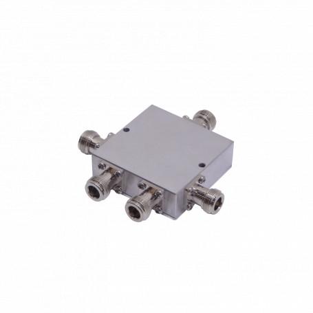 Splitter/Supresor/Otro Linkmade SC5804N SC5804N - LINKMADE 5,0-6,0GHz 5000-6000MHz Splitter 4-OUT 1-IN 5-N-H