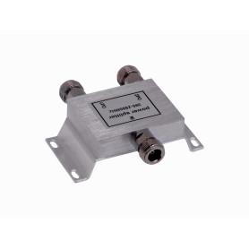 SCW02N -  Splitter RF 380-2500MHz 0,38-2,5GHz 2,4GHz 3-N-Hembra