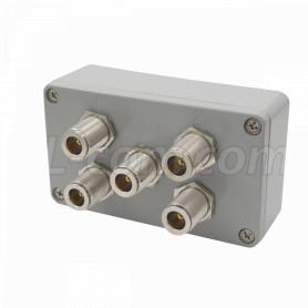 SC2404N - L-COM SPLITTER ANTENA 4-OUT 1-IN N-H 2,4GHZ