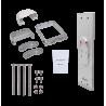 Sectorial 5GHz RF-ELEMENTS SEC-CC-5-20 SEC-CC-5-20 - RFEL 20dbi 4/5º 74/98º 5ghz 2-RPSMA-M 2x2 IP55 Antena Sectorial